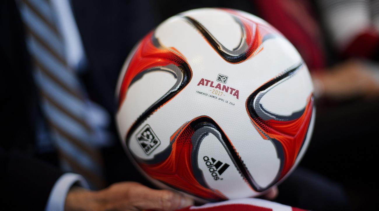 MLS Atlanta Darren Eales