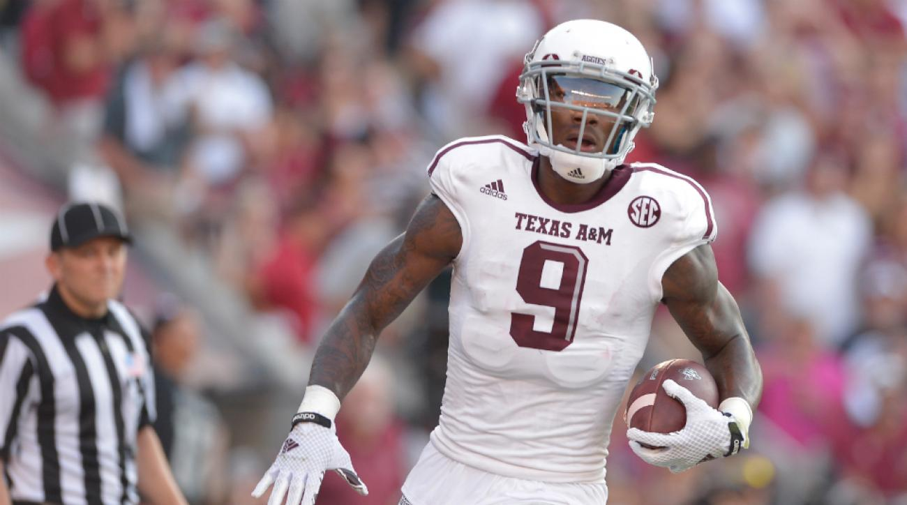 Texas A&M Ricky Seals-Jones charge dropped
