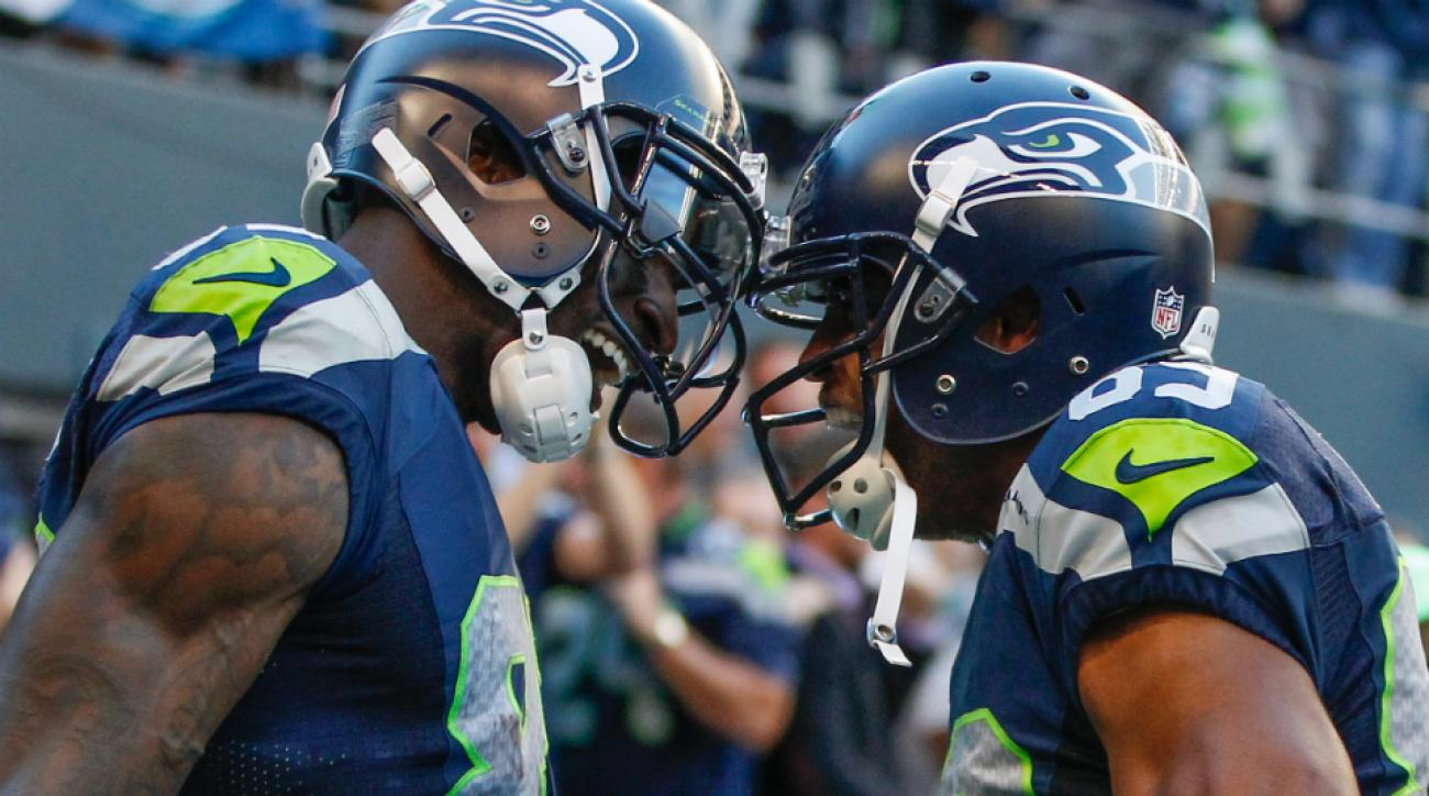 seahawks chargers week 2 game time live stream tv radio