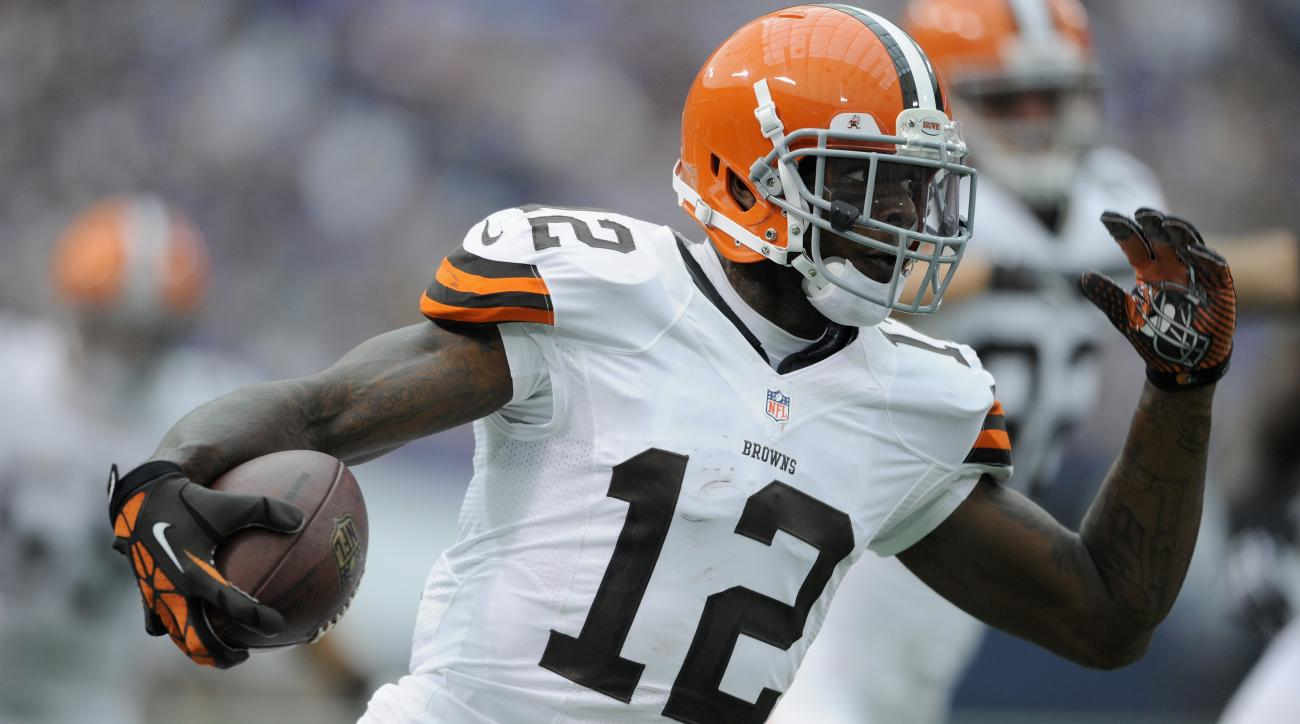 Browns Josh Gordon suspension return