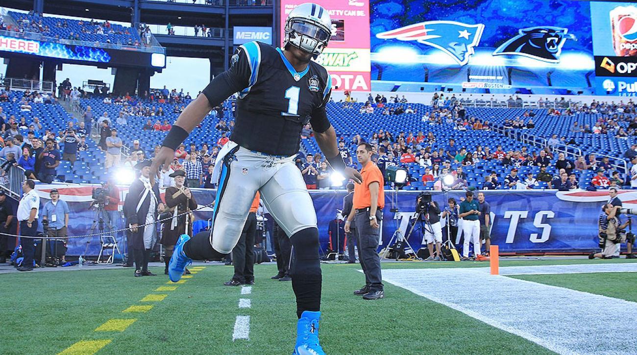 NFL odds: Panthers-Lions, Patriots-Vikings among key Week 2 matchups
