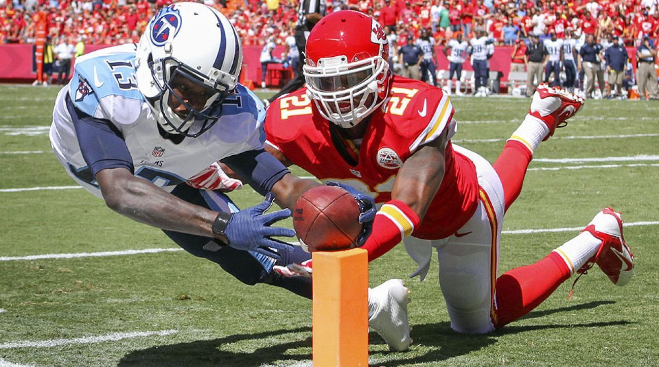 NFL Week 2: DeSean Jackson, Tennessee Titans, Josh McCown face high expectations