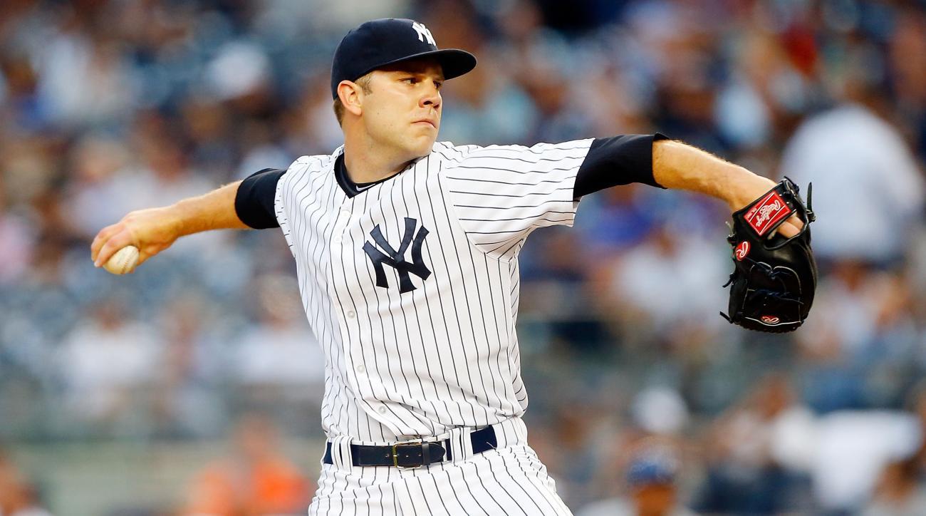 Yankees David Phelps elbow