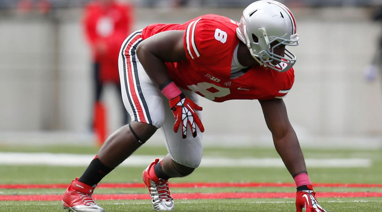 ohio state buckeyes noah spence drug test