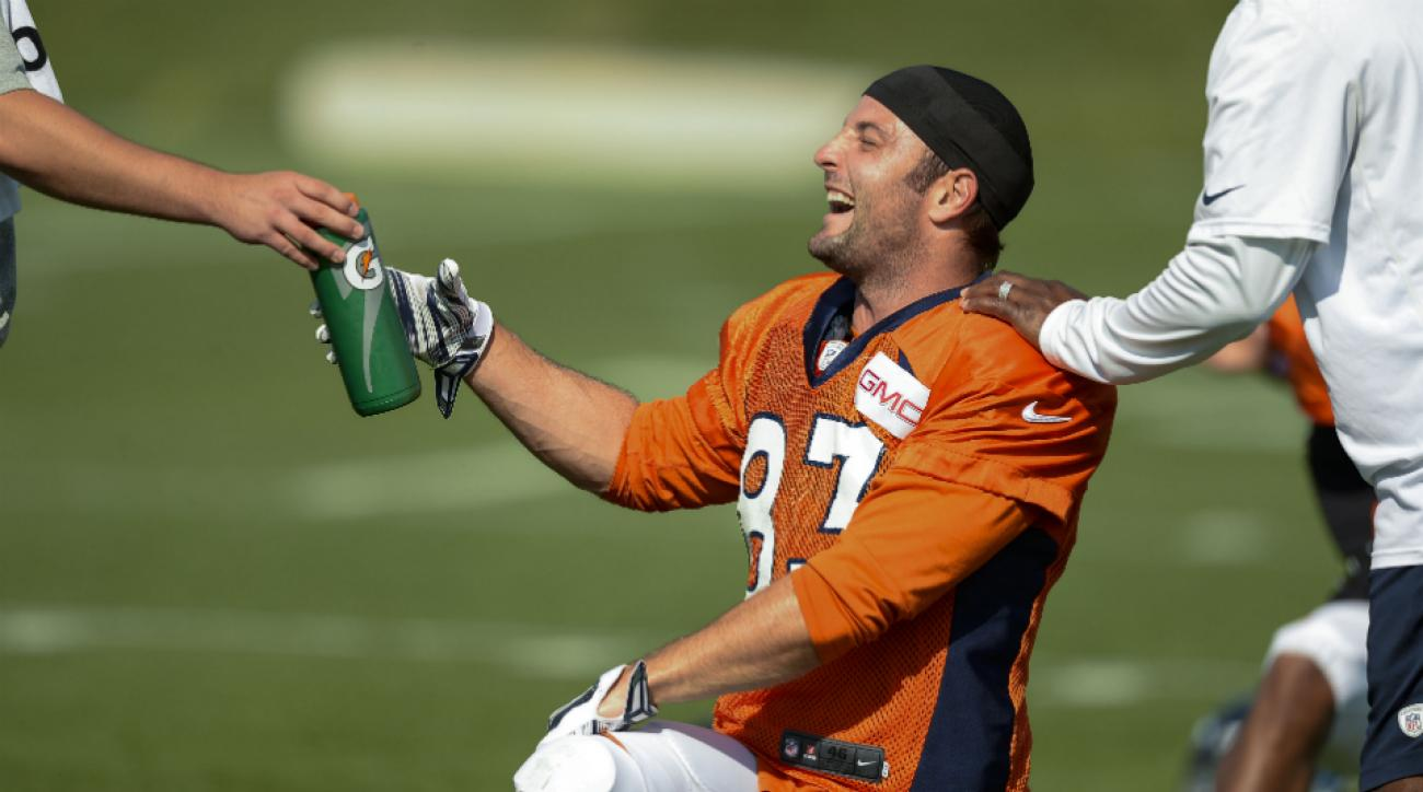 Broncos Wes Welker concussion drug policy cleared