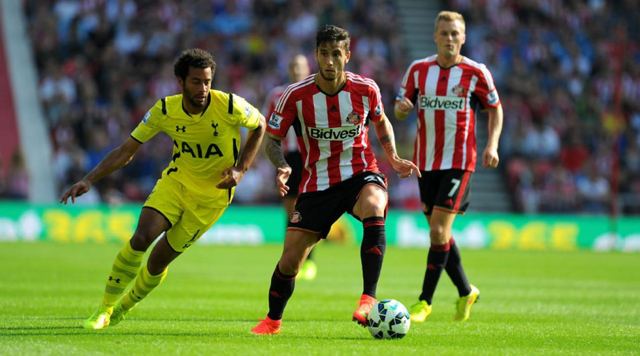 Sunderland was able to rescue a point against Tottenham thanks to a late own goal by Harry Kane.