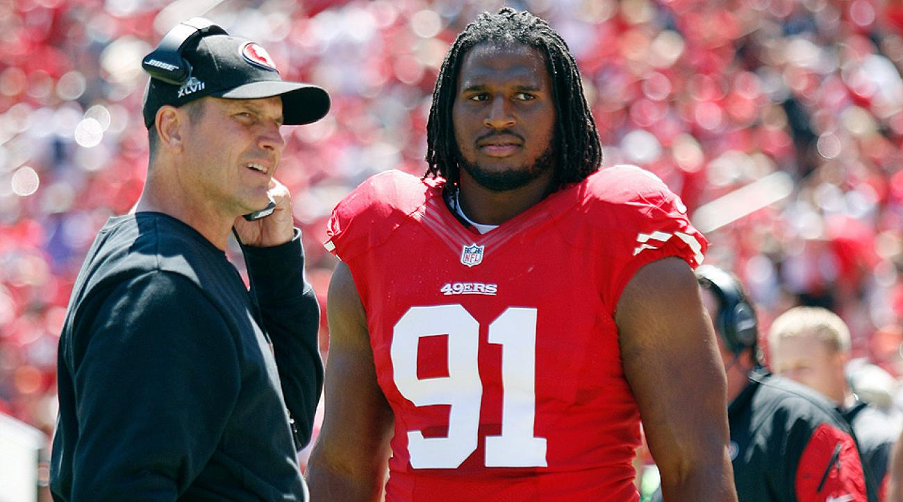 Ray McDonald will reportedly play for San Francisco 49ers Sunday night