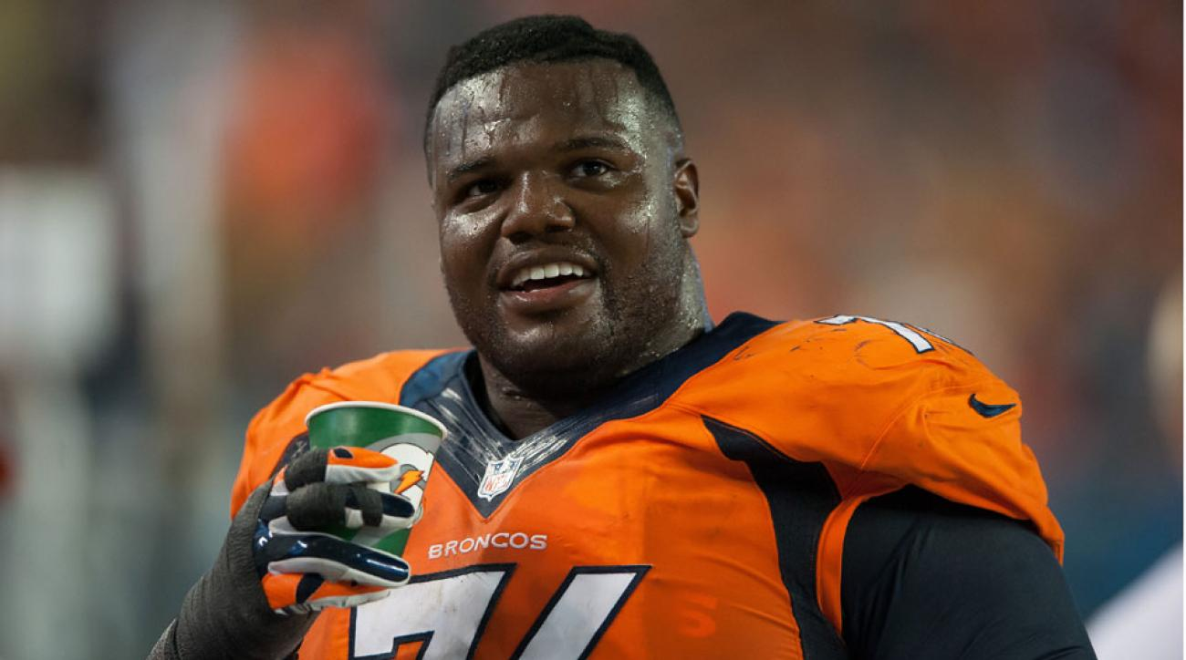 The father of Broncos DT Marvin Austin was reportedly injured in a car crash