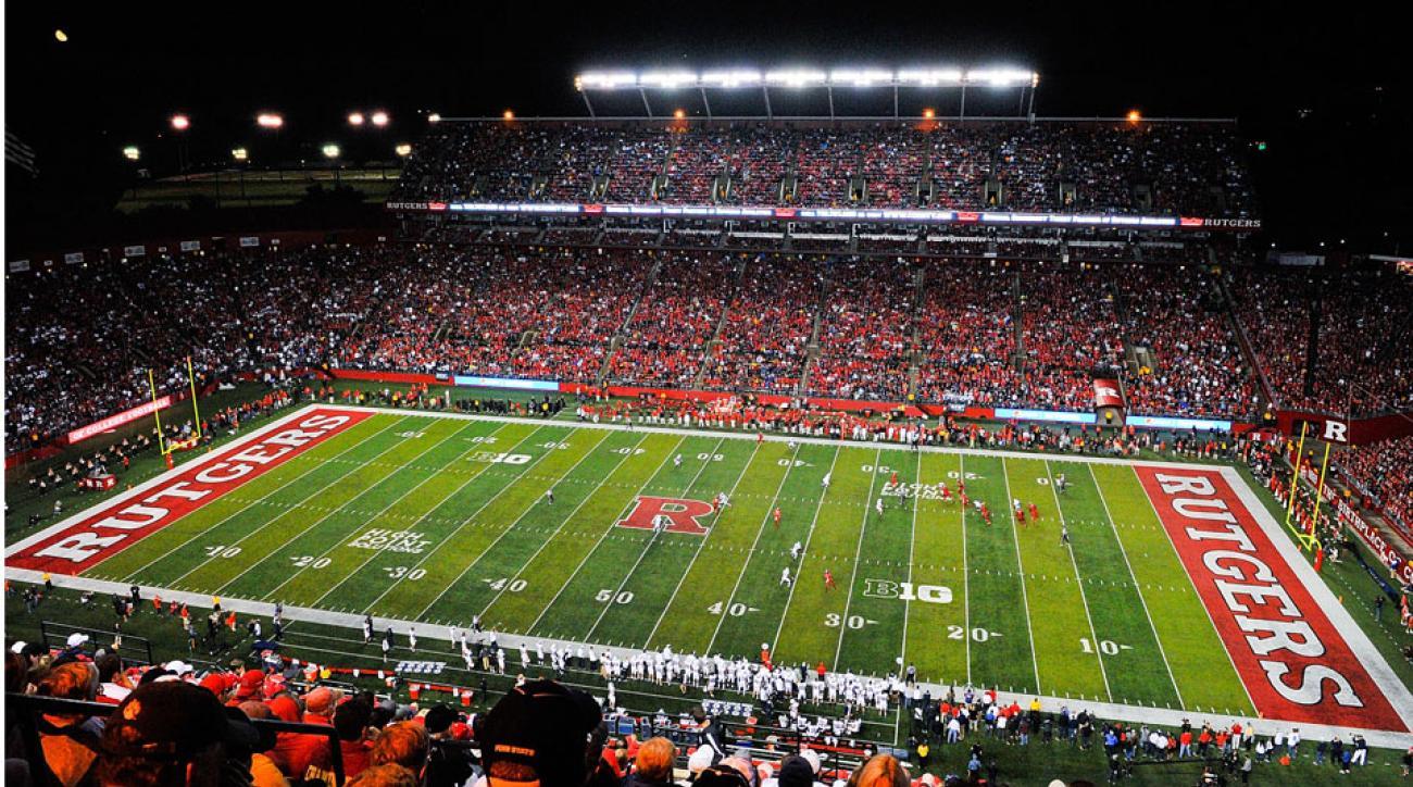 Rutgers football vs Penn State