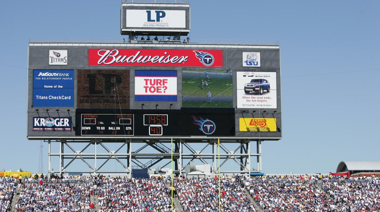 An example of Anheuser-Busch NFL sponsorship