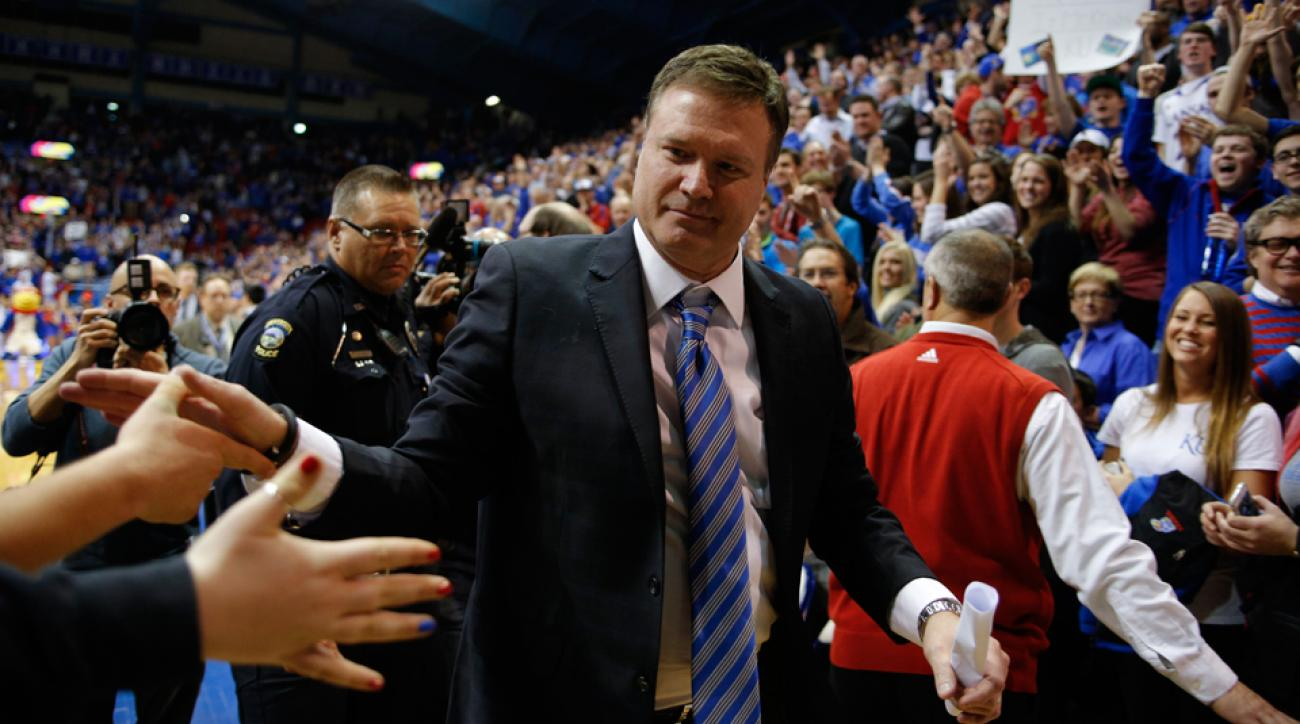 Bill Self has another top-notch recruiting class coming to Lawrence to fill the void left by departed stars Andrew Wiggins and Joel Embiid.