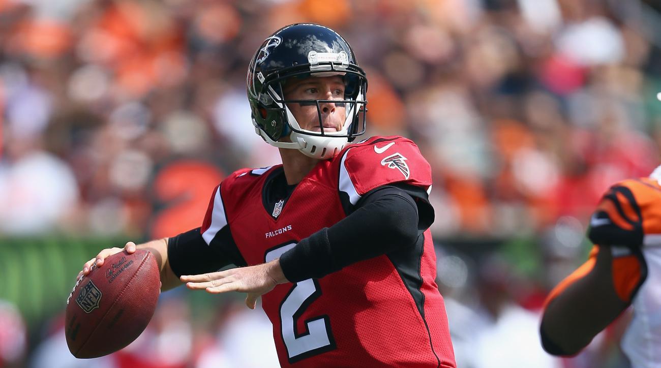 Matt Ryan Atlanta Falcons Tampa Bay Buccaneers game preview
