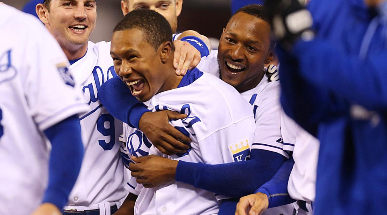 Kansas City Royals walk-off win vs. White Sox