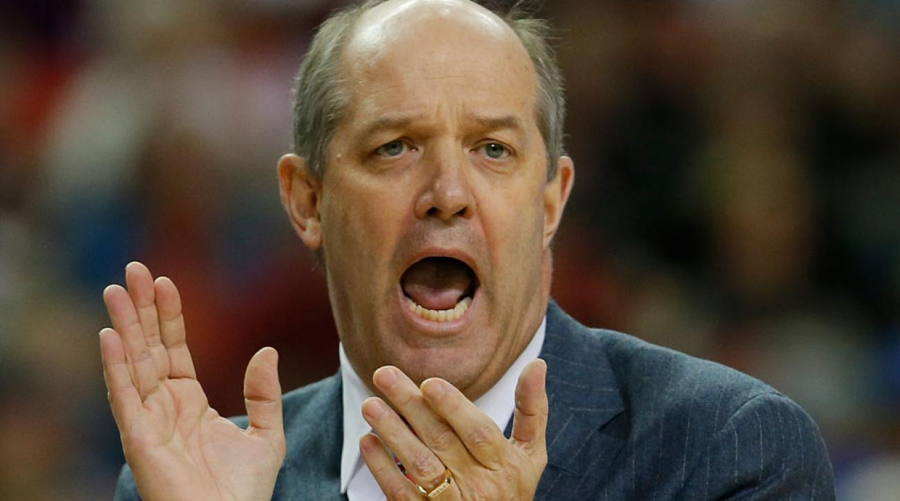 Samir Sehic becomes the fourth 2015 commit to Vanderbilt and coach Kevin Stallings (pictured)