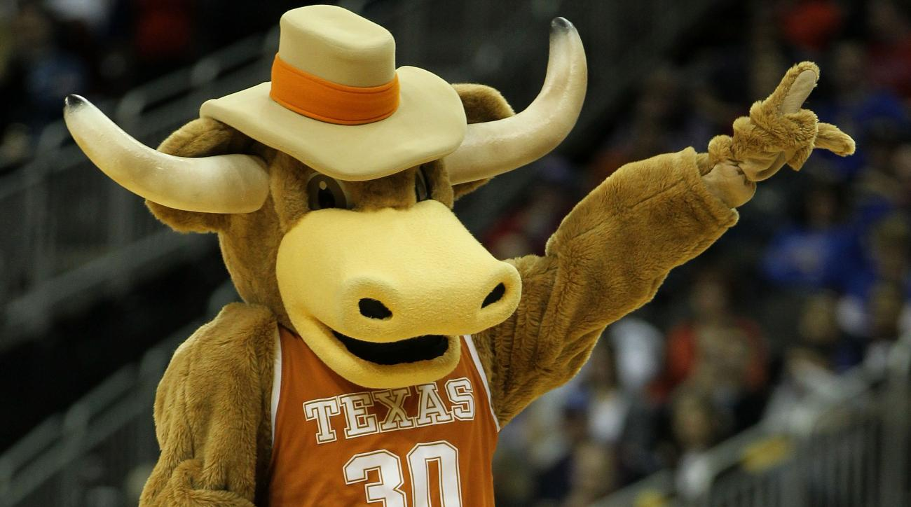 Texas Longhorns mascot