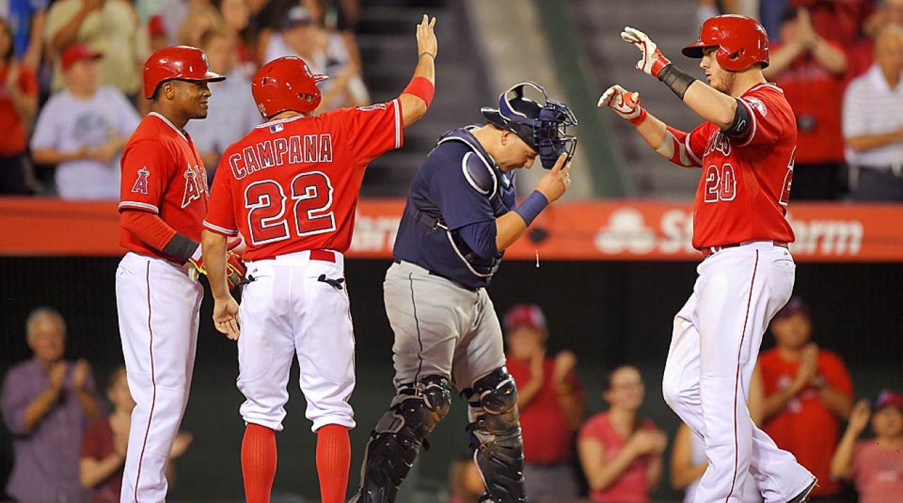Los Angeles Angels closing in on AL West crown