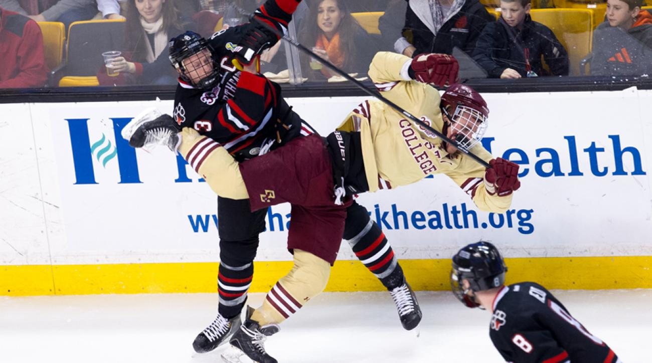 Boston Hockey beanpot