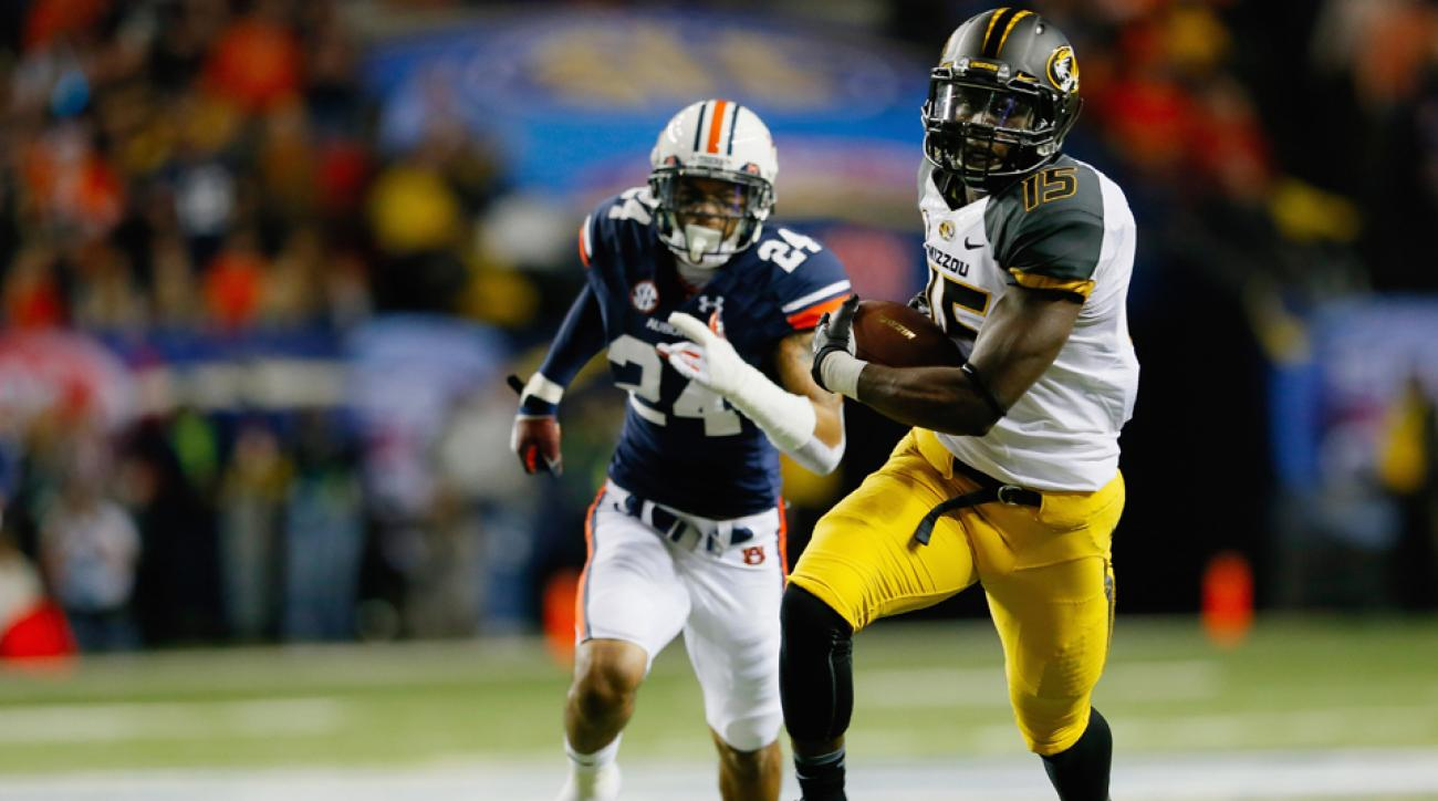 Dorial Green-Beckham Missouri wide receiver