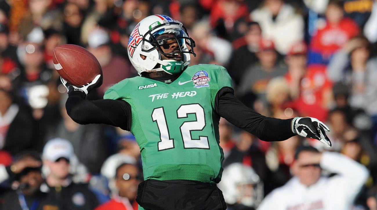 Watch Marshall vs Akron online