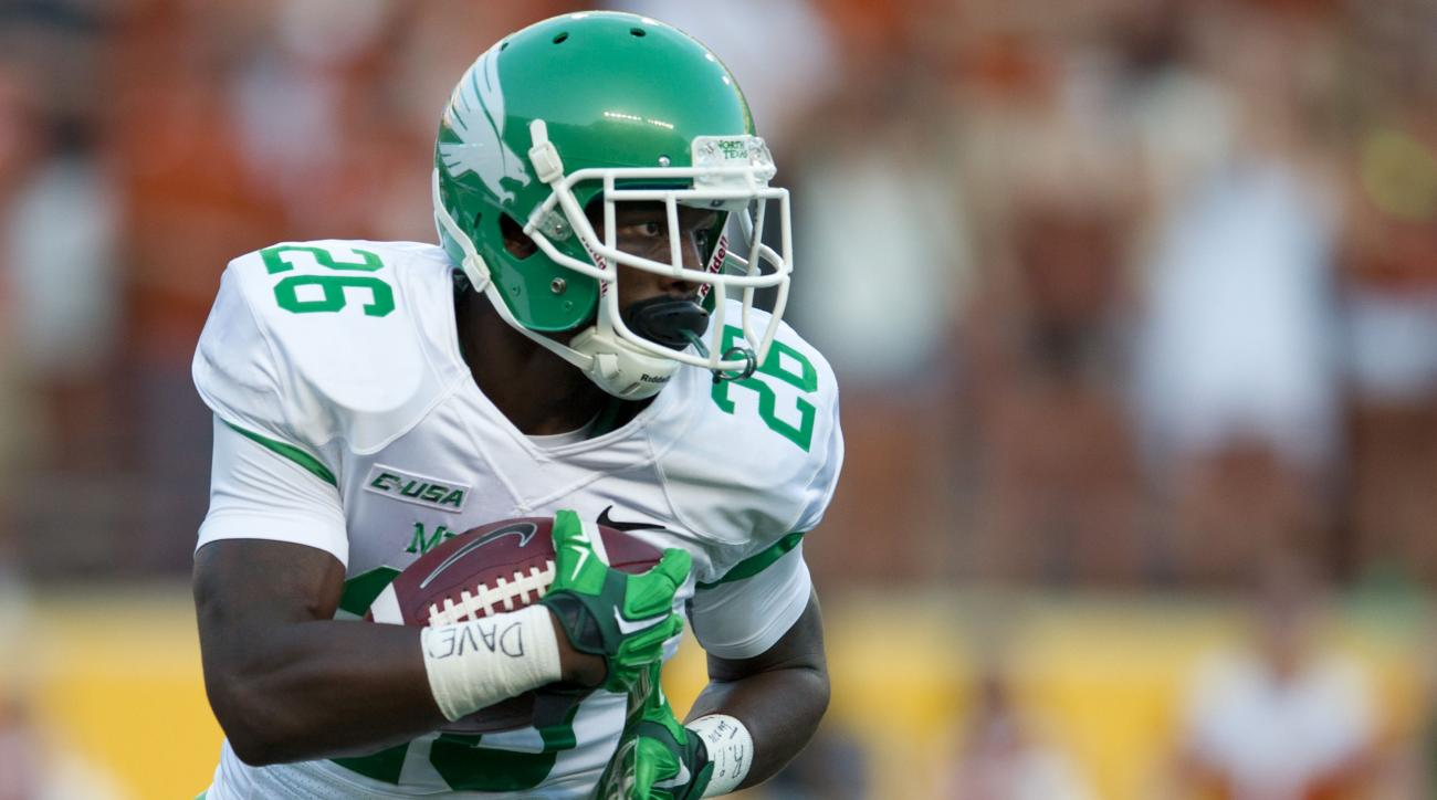 Watch North Texas vs Nicholls State