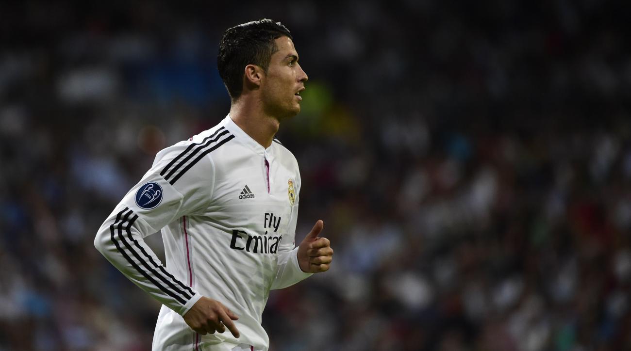 Arsenal Cristiano Ronaldo