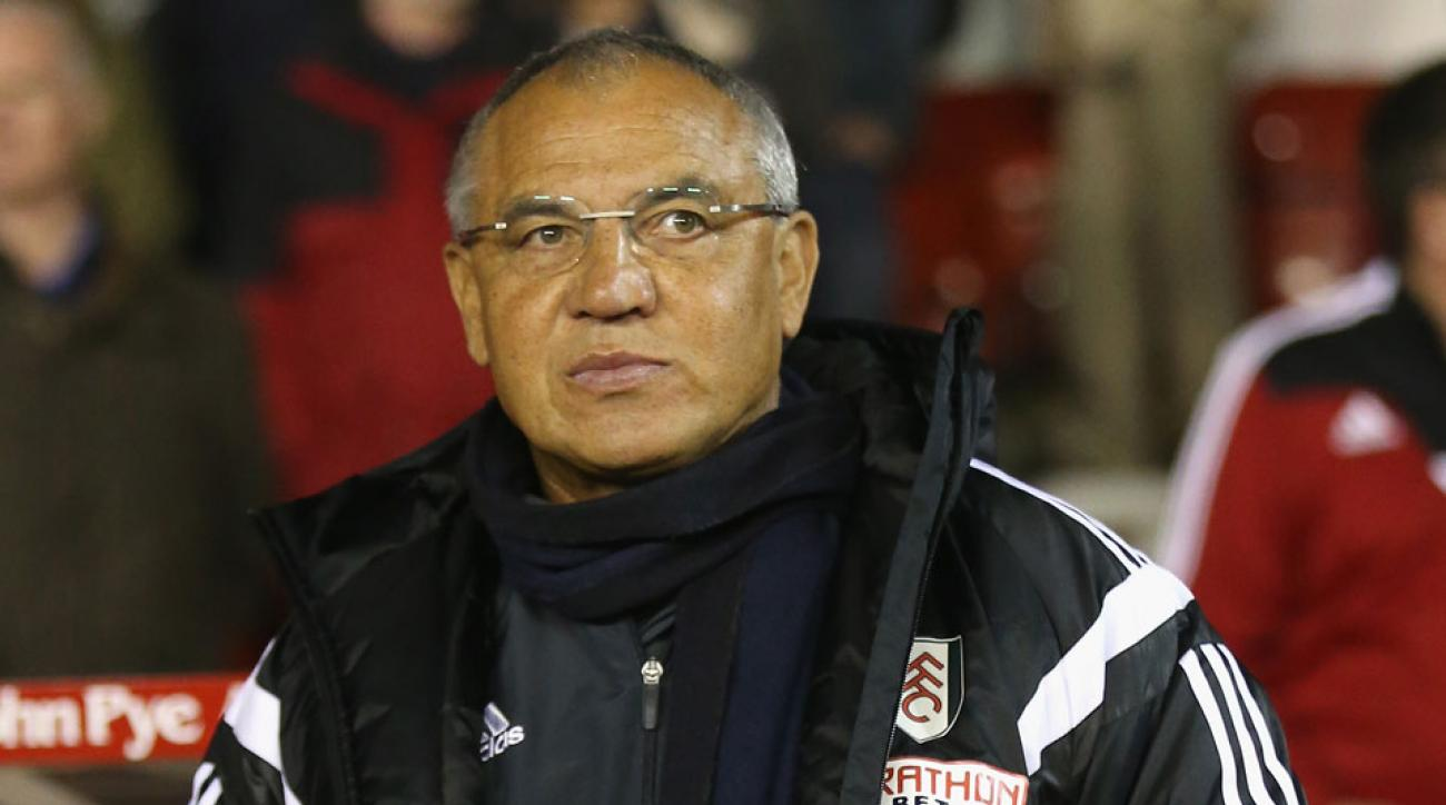 Felix Magath fired by Fulham