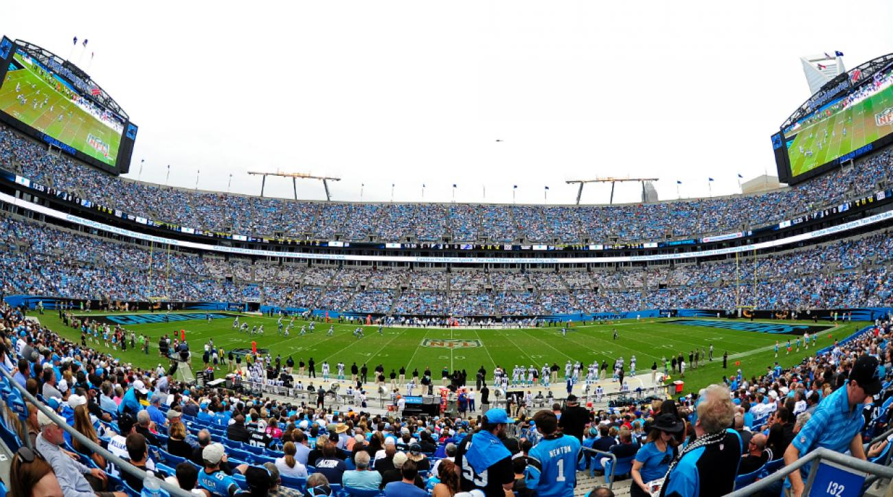 panthers steelers game time live stream tv coverage