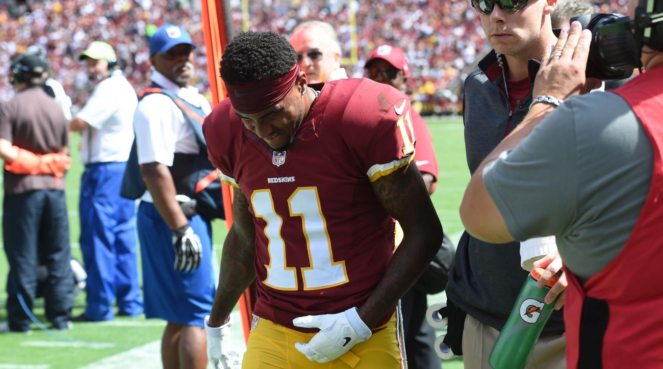 DeSean Jackson fantasy injury