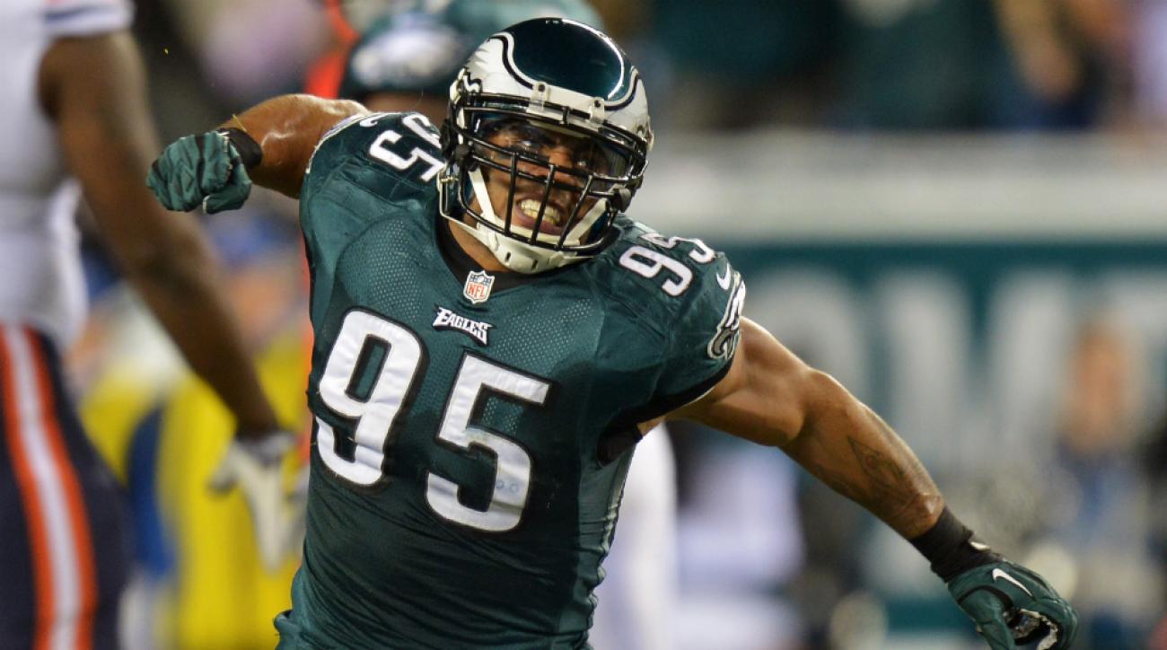 Eagles Mychal Kendricks injury out against Redskins