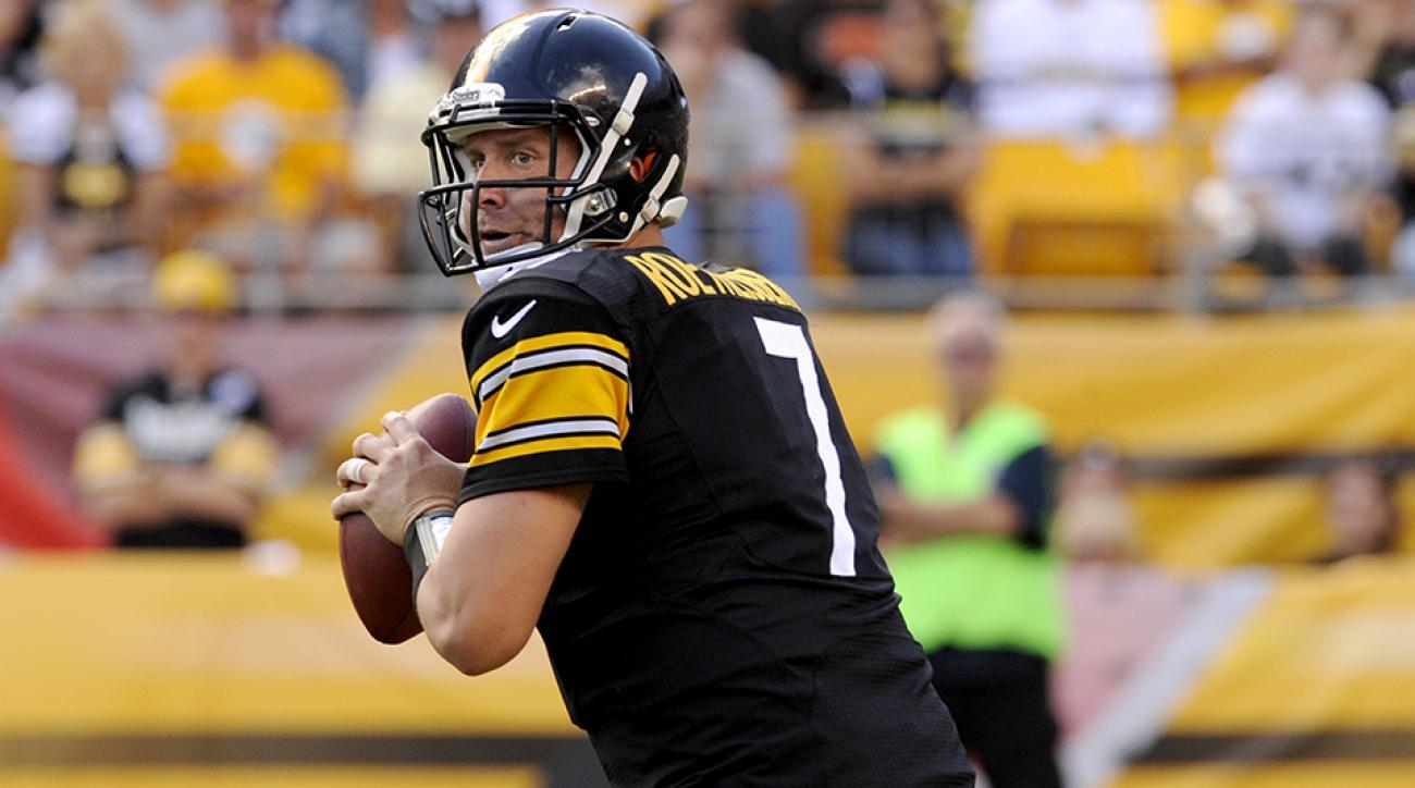 Ben Roethlisberger Steelers QB
