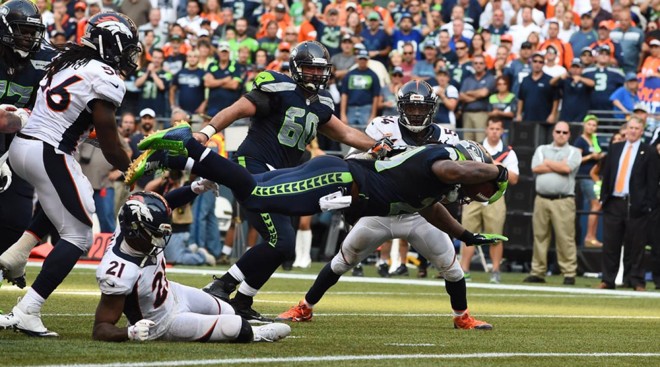 970fefdb NFL Week 3: Seattle Seahawks win Super Bowl rematch with Denver ...