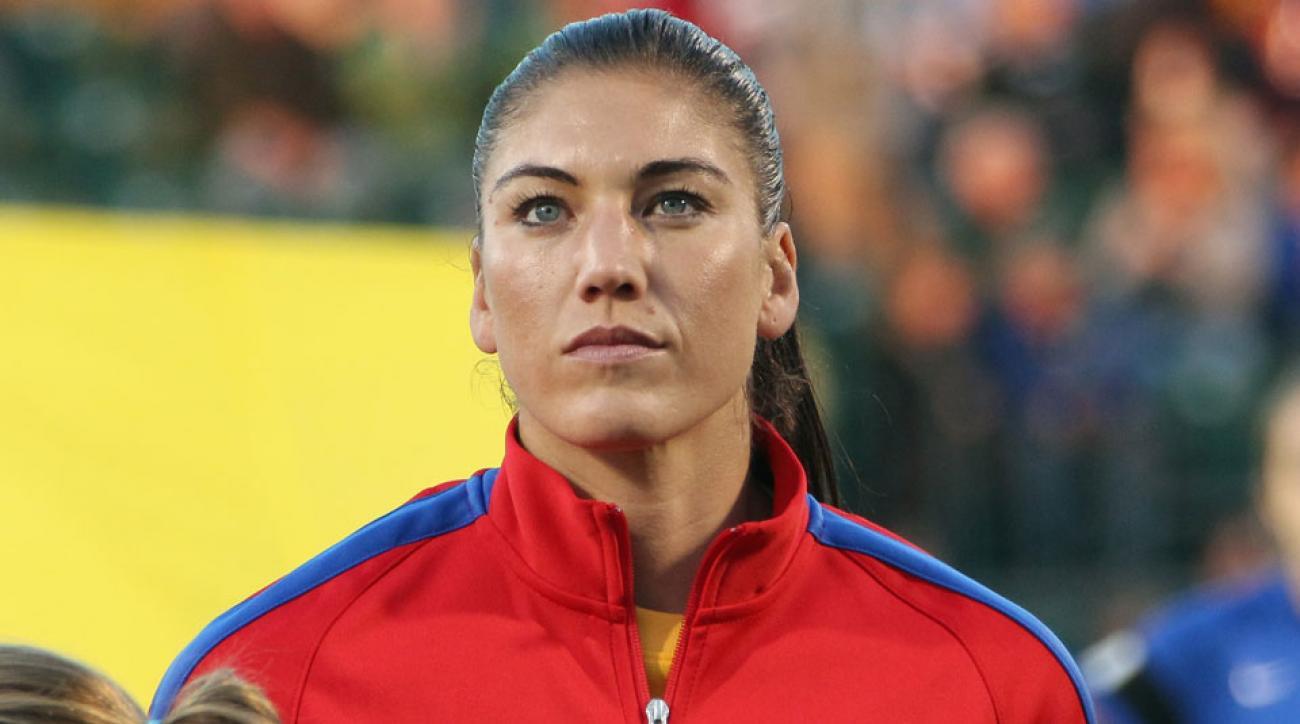 Hope Solo U.S. women's national team