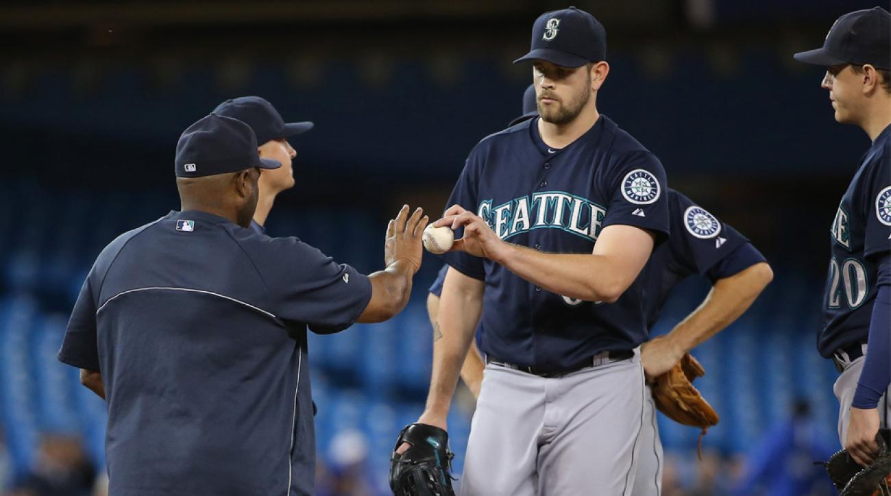 Jamex Paxton's September problems continue vs. Blue Jays in 14-4 Mariners loss