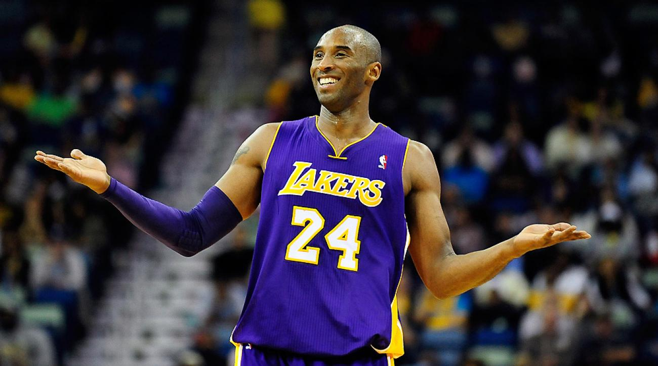 Kobe Bryant has been out of basketball for 18 months. Was his No. 24 ranking too high?