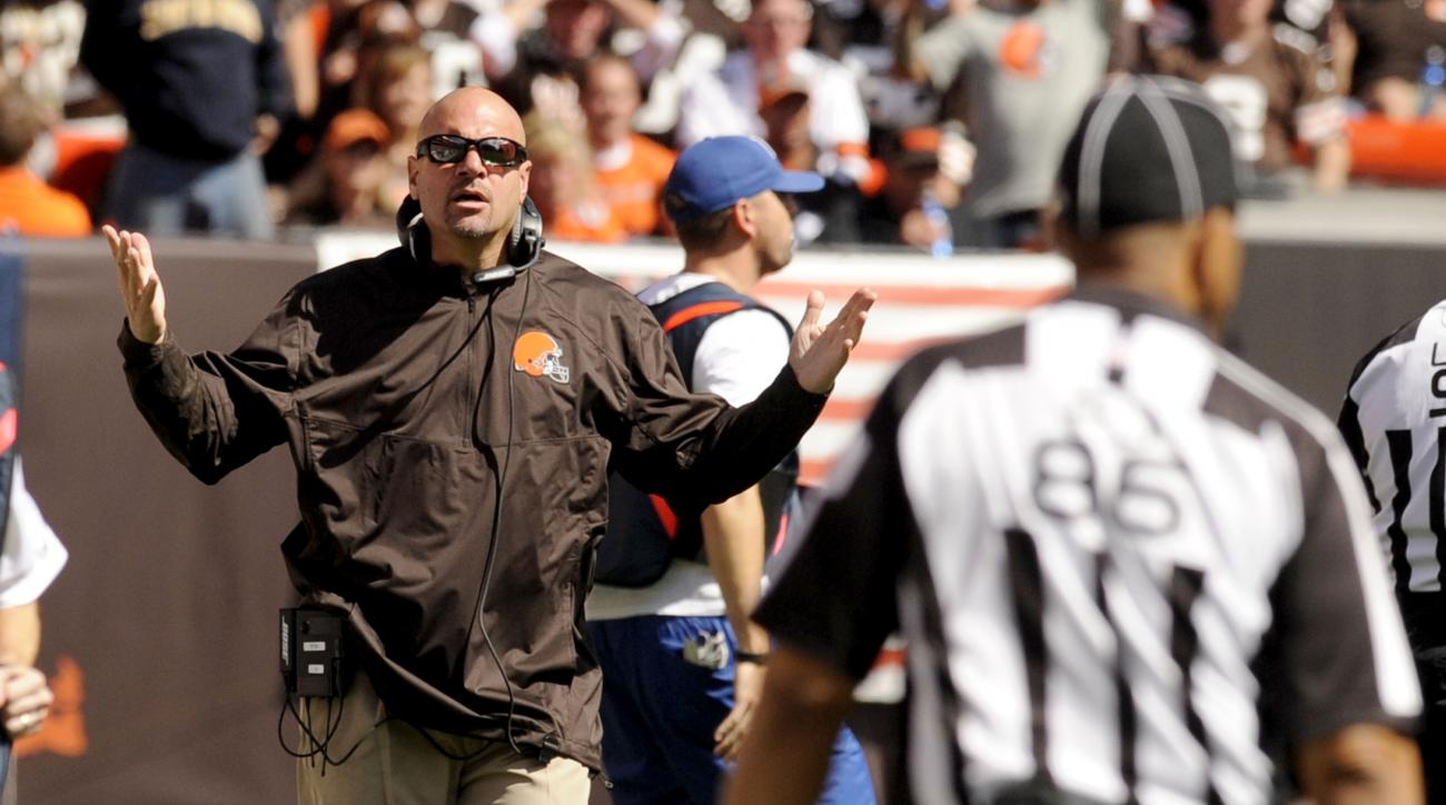Browns Mike Pettine loss