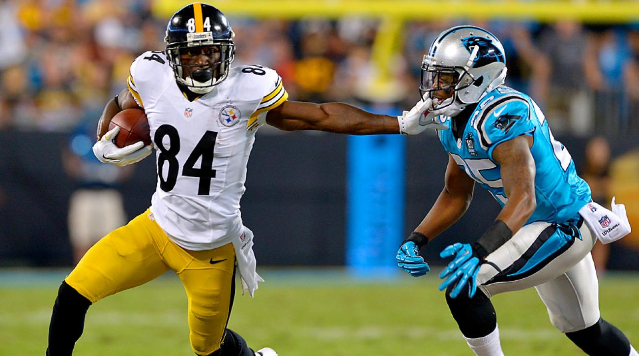 Panthers' issues surface in blowout loss to Steelers