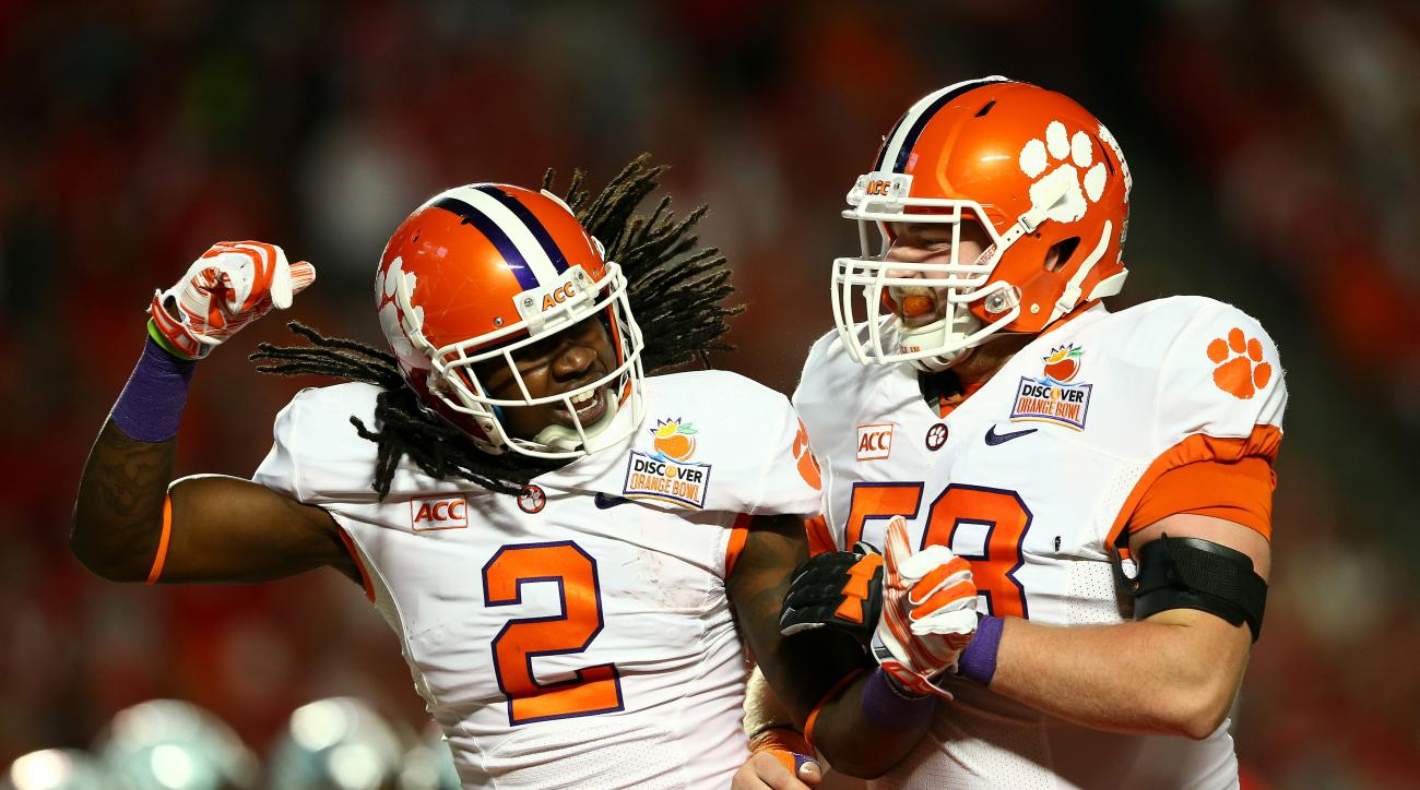 Ryan Norton, right, snapped the ball high over the head of the QB in the overtime loss to FSU last weekend.