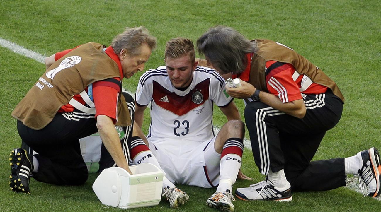 FIFA concussion protocol