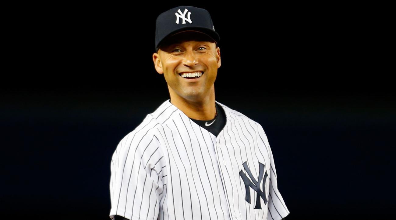 Yankees Derek Jeter retiring