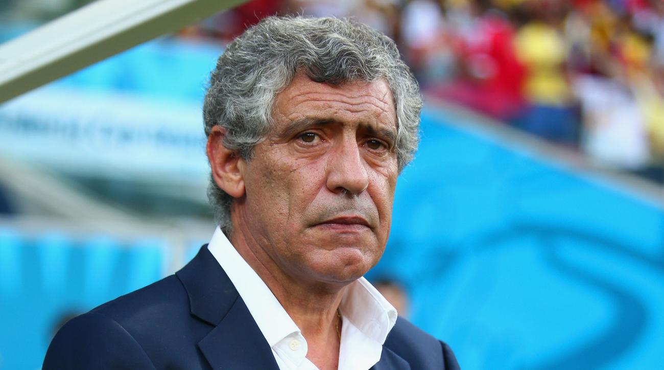 Portugal hires Fernando Santos