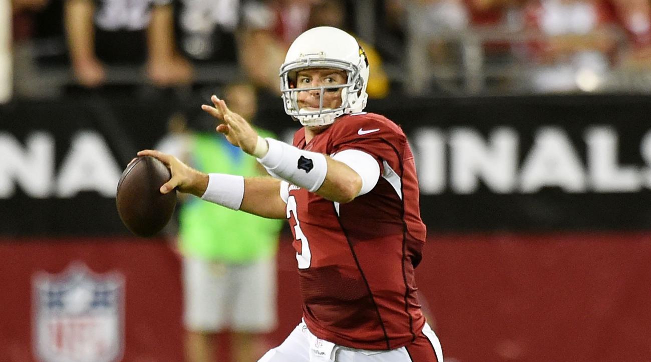 Cardinals' Carson Palmer shoulder