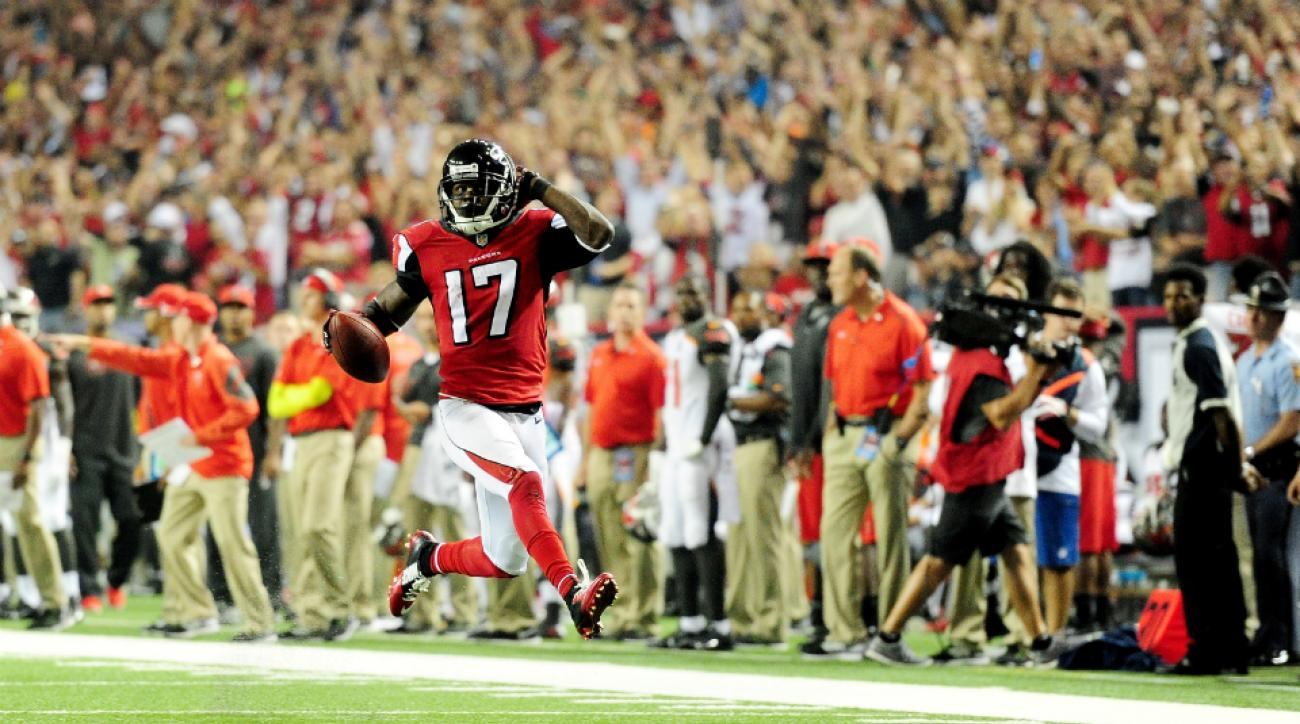 Falcons receiver Devin Hester earning more playing time