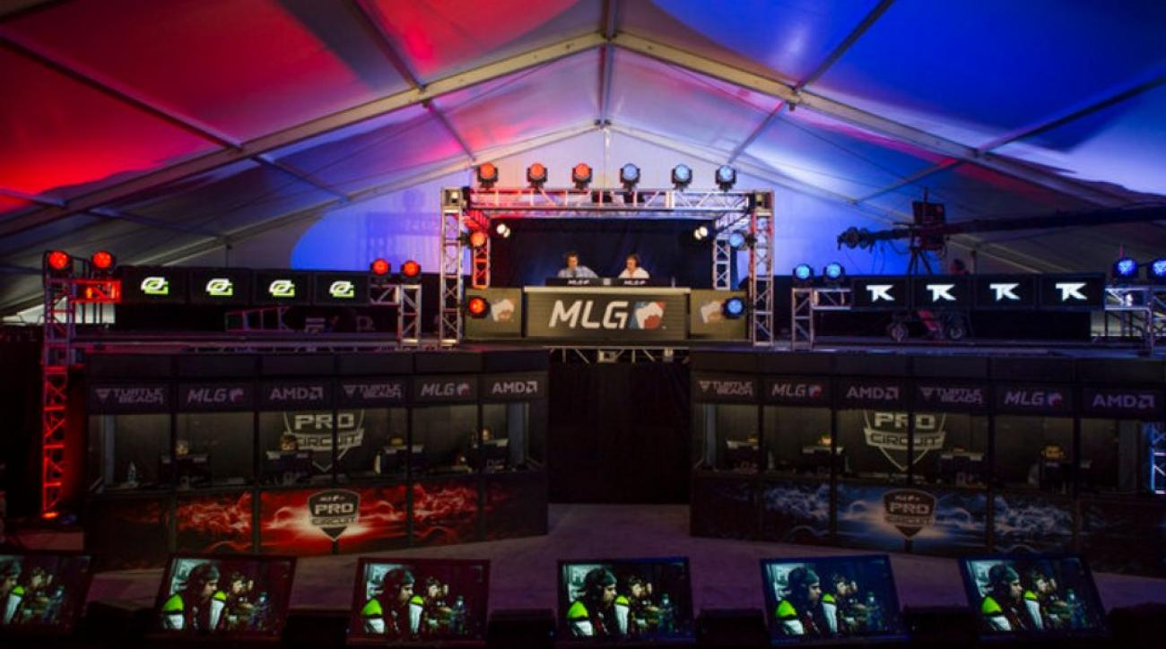 Major League Gaming will open its first American arena in Columbus, Ohio
