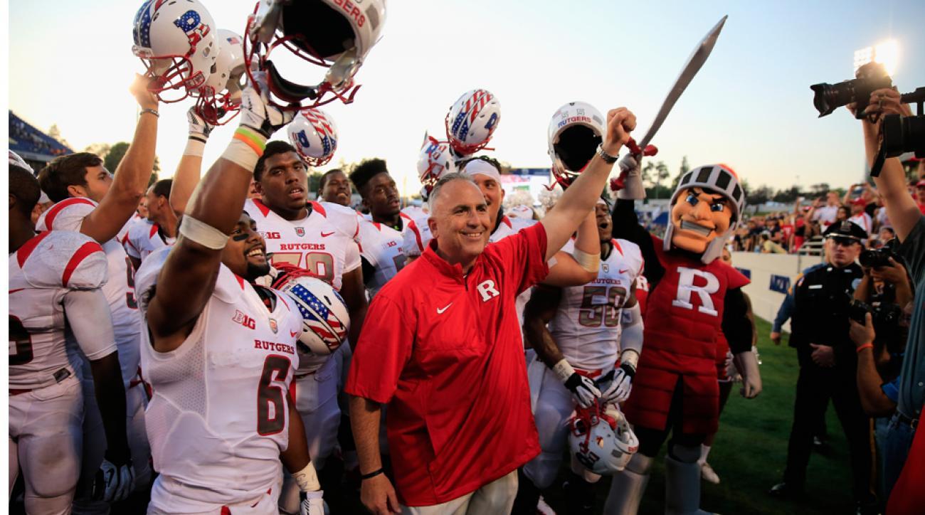 Rutgers athletics revenue