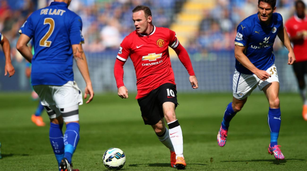 Wayne Rooney Manchester United struggles
