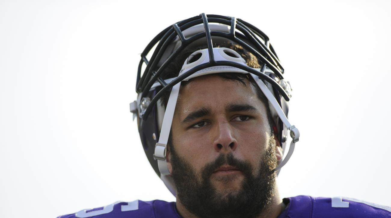 Minnesota Vikings left tackle Matt Kalil Mike Zimmer not discouraged