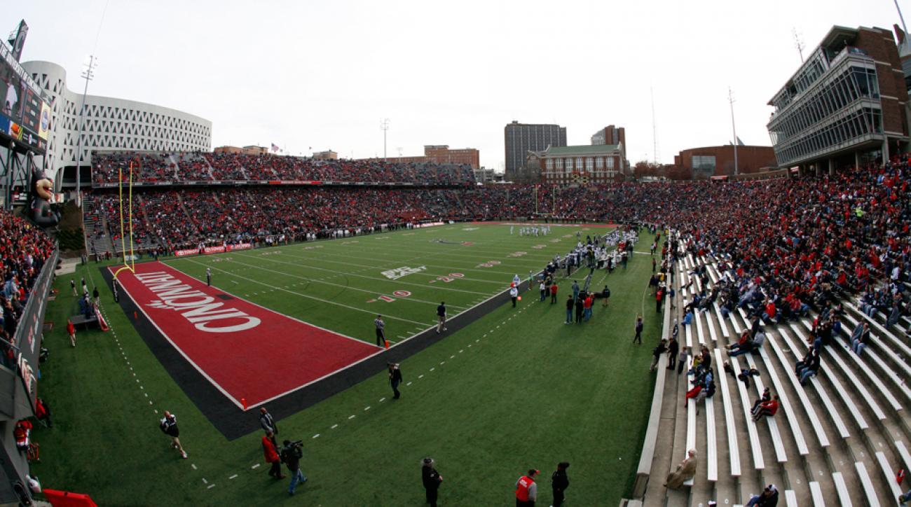 Nippert Stadium Cincinnati