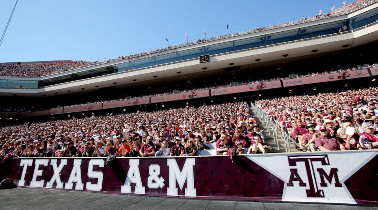 Texas A&M Kyle Field