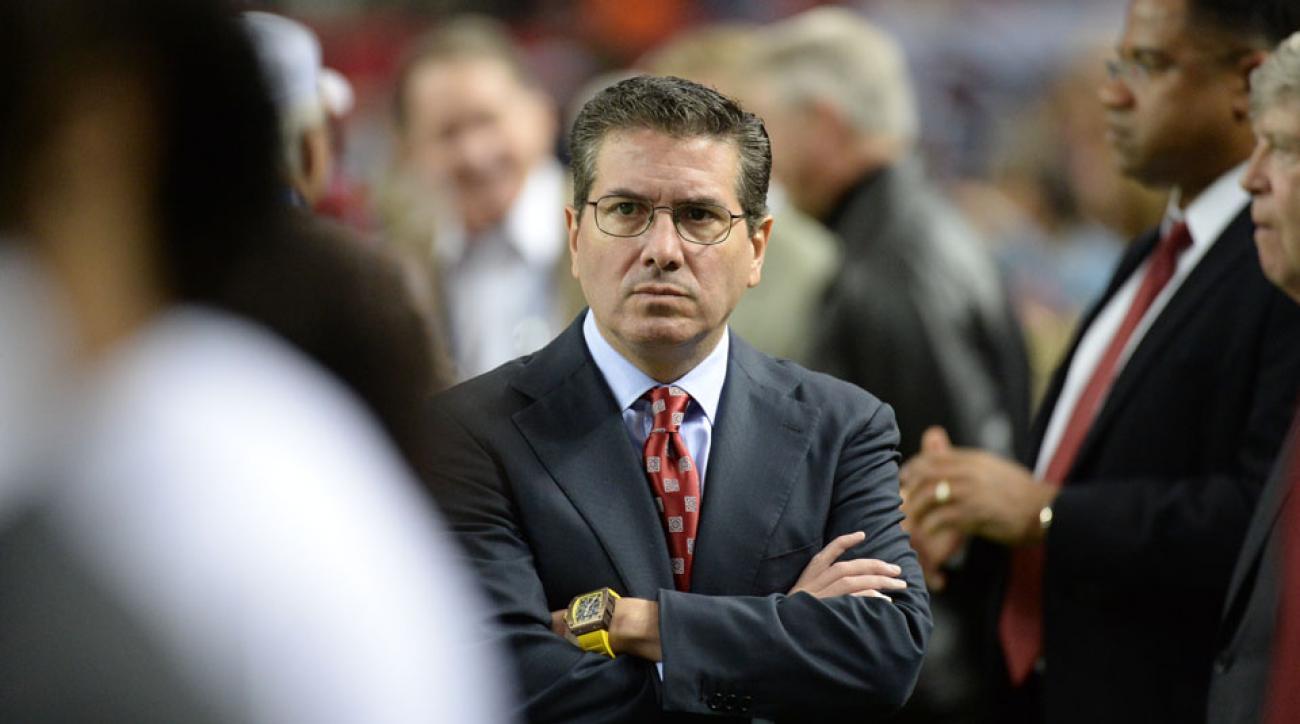 Washington Redskins name change fedex boycott Osage Native American