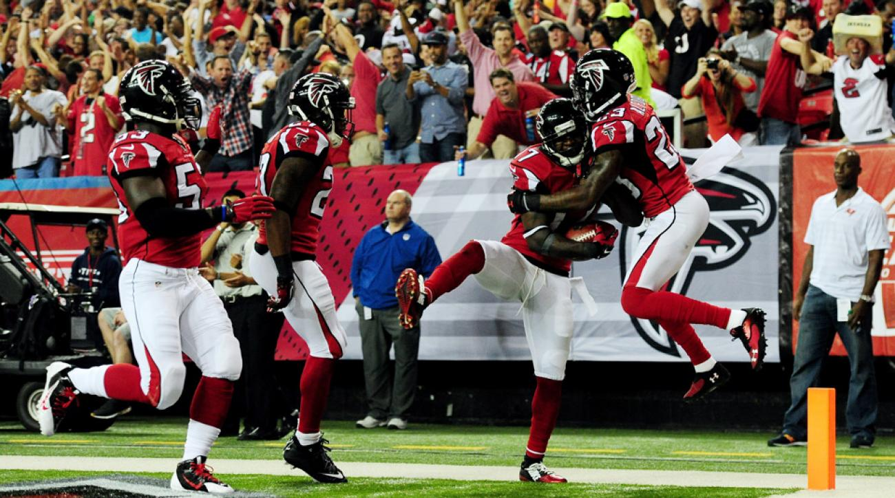 atlanta falcons vs minnesota vikings
